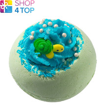 TURTLE RECALL BATH BLASTER BOMB COSMETICS LIME COCONUT HANDMADE NATURAL NEW - $5.83