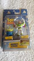 Disney / Pixar Toy Story Mini Figure Buddy Pack Alien and Flyin Buzz Ligh - $24.56