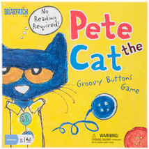 Pete The Cat Groovy Buttons Game- - $30.57