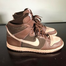 "2007 Nike ""Rabbit"" Collectible Edition. Sz 12 mid top Men's Shoes. Brown... - $87.12"