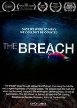 THE BREACH NEW DVD - $65.30