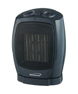Brentwood Appliances H-C1600 Oscillating Ceramic Space Heater & Fan - $44.36