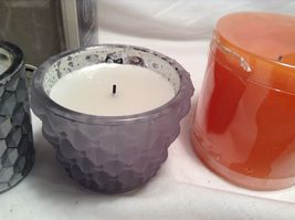 NEW Flameless Scented/Unscented Candle Set of 5 image 4