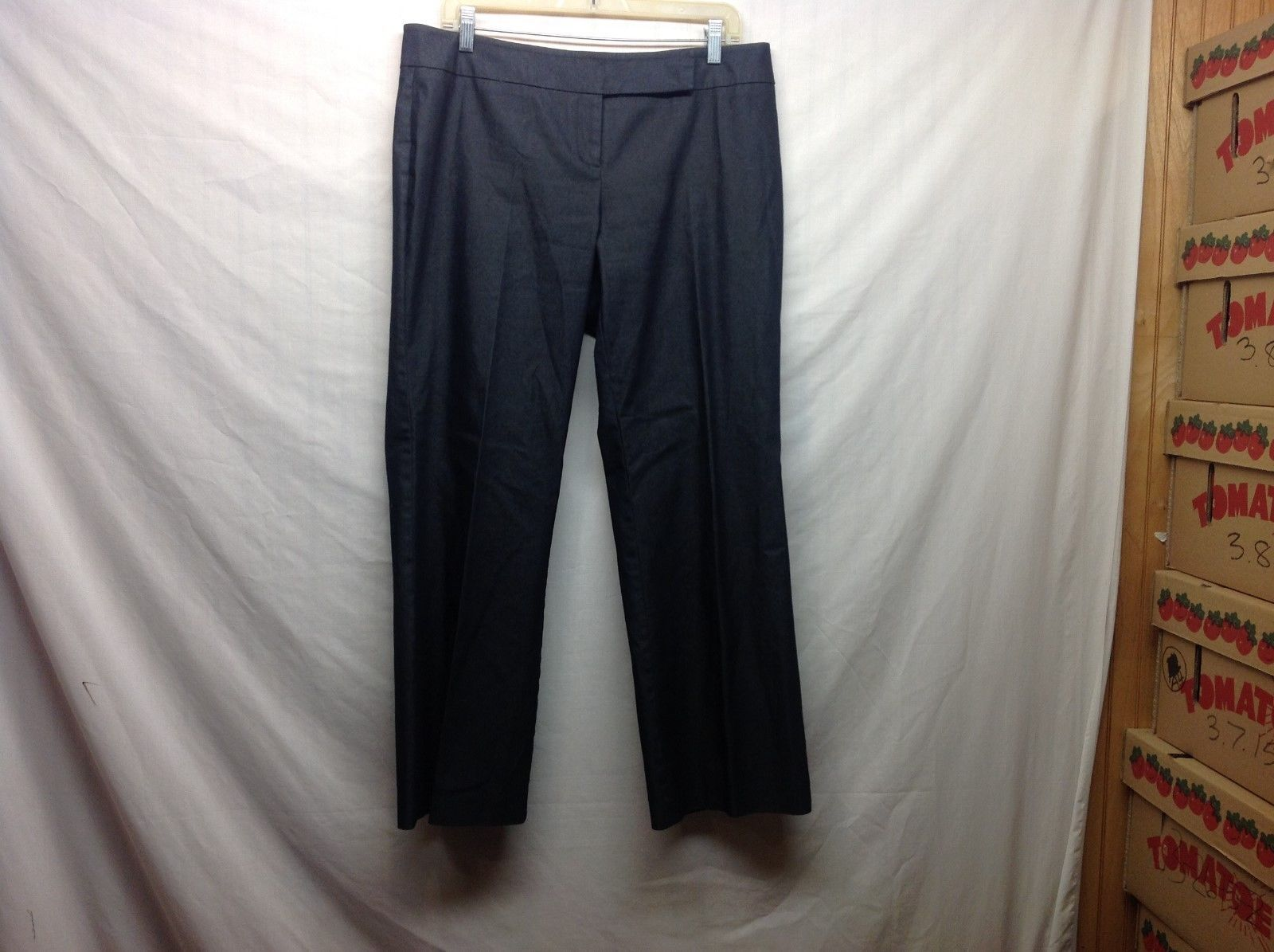 New York & Co Ladies Stretch Dress Pants Sz 12P