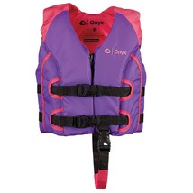 Onyx All Adventure Child Vest - Pink/Purple - $31.49