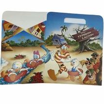 Walt Disney World Typhoon Lagoon Children Lunch Box Rare - $19.80