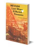 Nevada Lost Mines and Buried Treasures ~ Lost & Buried Treasure - $9.95