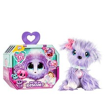 Little Live Scruff-A-Luvs Plush Mystery Rescue Pet - Purple (Lilac) - $14.64