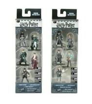 Harry Potter Nano Lot of 2 Metal Figs Die-Cast Metal Mini Figure 5-Pack - $27.00