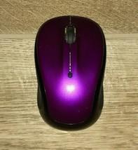 Logitech Ambidextrous Wireless Optical Mouse M325 M-R0039 910-003120 Violet - $17.50