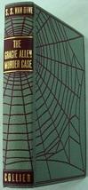 Great for Halloween Decorations Spider Web Gracie Allen Murder Case Phil... - $20.00