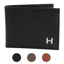 Tommy Hilfiger Men's Leather Credit Card Id Passcase Wallet Billfold 31TL22X019