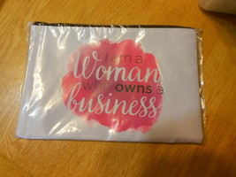 Perfectly Posh (new) I AM A WOMAN WHO OWNS A BUSINESS BAG - $16.02