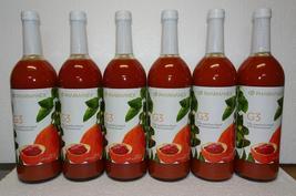 6X Bottles: Nu Skin Nuskin Pharmanex G3 Juice Pack SEALED - $300.00