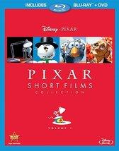 Pixar Short Films Collection - Vol. 1 (Blu-ray/DVD, 2011, 2-Disc Set)