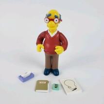 Playmates Toys The Simpsons WOS Series 11 Kirk Van Houten Action Figure ... - $5.94