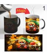 Fruit Ninja Video Game Magic Mug Color Change Coffee Mug 11 Oz for New Y... - $15.83