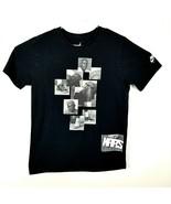 Micheal Jordan Mars Blackmon Nike Air Jumpman Tee Graphic T-Shirt Sz Lar... - $27.91