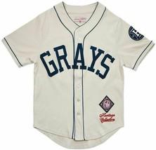 NLBM Negro Leagues Baseball Heritage Jersey Homestead Grays - $79.00