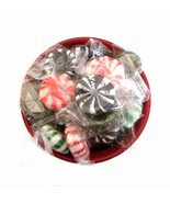 Assorted Starlight Mints Bulk Wrapped Candy 4 Lbs. Starlite Mints 5 Flavors - $19.97
