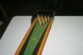 Vintage King Pin Jr Bowling Alley - $88.83