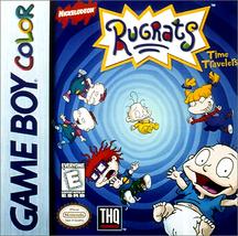 Rugrats: Time Travelers (Nintendo Game Boy Color, 1999) - $3.14