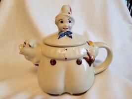 Shawnee Teapot Tom The Piper's Son - $60.00