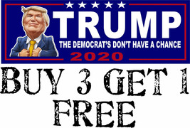 "Build the Wall Deport Pointing 8/"" x 3/"" Bumper Sticker Trump Bumper Sticker"