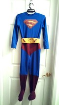 Rubies Superman Costume Cosplay Child Size Medium FREE SHIP - $11.65