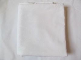 "White & Cream Delicate Vine Floral Quilting Fabric JoAnn Fabrics 54""  x 44"" - $10.90"