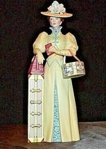 Miss Albee Award Figurine with Box AA20-2156 Vintage image 2