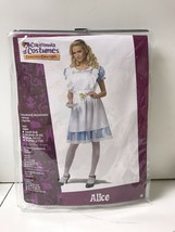 ALICE IN WONDERLAND By California Costumes Women's Size Medium (8-10) - £19.33 GBP