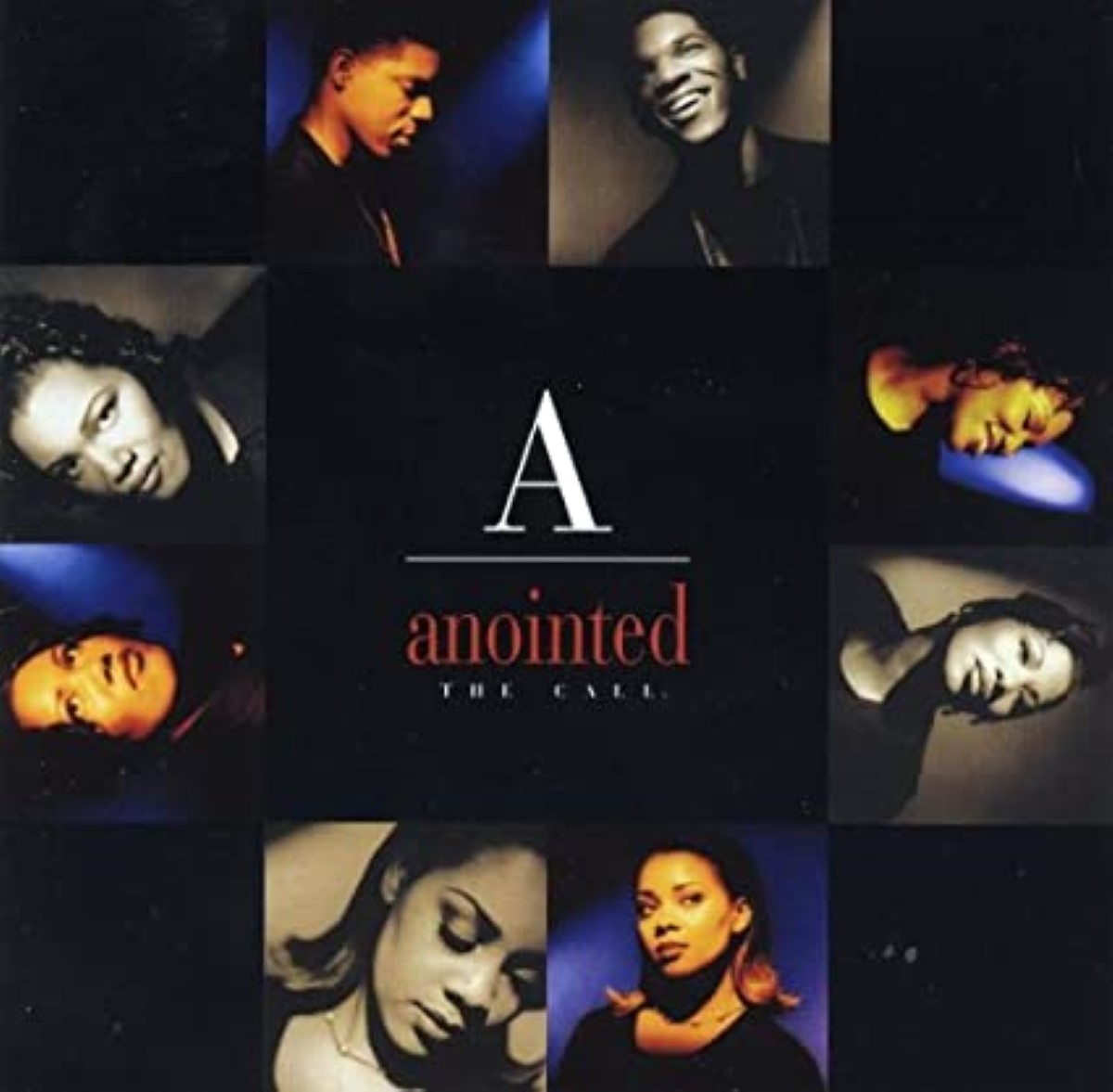Call by Anointed Cd