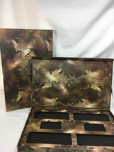 New Urban Decay Vault 2 Display Box  Limited Edition No Eyeshadow Palettes - $44.55