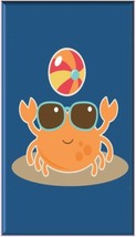 Crab Beach Ball Refrigerator Magnet - $1.99+