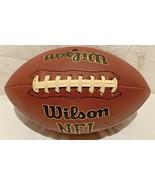 Wilson WTF1795 NFL Super Grip Football Nice Condition W/ Ryan Grant Sign... - $29.69