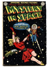 Mystery In Space #1 comic book 1951 DC-Science-Fiction-Frank Frazetta - $836.63