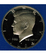 1984 S Proof Kennedy Half Dollar CP2023 - $4.75