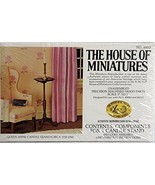 The House of Miniatures- Queen Anne Candle Stand #40013 - $14.66
