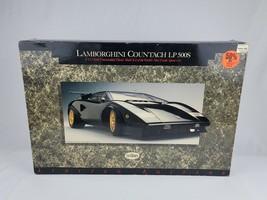 Testors 1/12 Scale Lamborghini Countach LP500S Doyusha Model Kit 1988 Ne... - $233.74