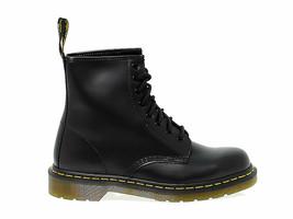 Bota baja Dr. Martens 1460 W N de piel negro - Zapatos Mujer - $198.52