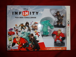 Disney Infinity Toy Box Challenge Set - $25.00
