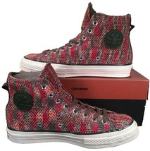 Converse by Missoni Chuck Taylor All Star 1970 Hi Top Knitted $200 15310... - €73,56 EUR