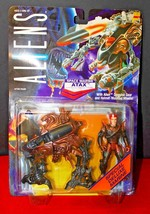 Aliens : Space Marine ATAX w/Alien Disguise & Helmet Mounted Missile  (MIP) 1992 - $11.00