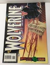 Wolverine Comic Book Marvel No. 98 X-Men Deluxe Feb 1995 Very Good VG Pr... - $10.98