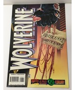 Wolverine Comic Book Marvel No. 98 X-Men Deluxe Feb 1995 Very Good VG Pr... - $10.98