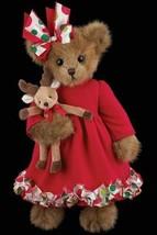 "Bearington Bears ""Reiney & Deer""  14"" Collectible Bear- Sku #173176-  2012 - $49.99"