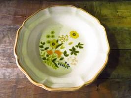 Mikasa Garden Club Fresh Floral Bowl Made in Japan - $7.91