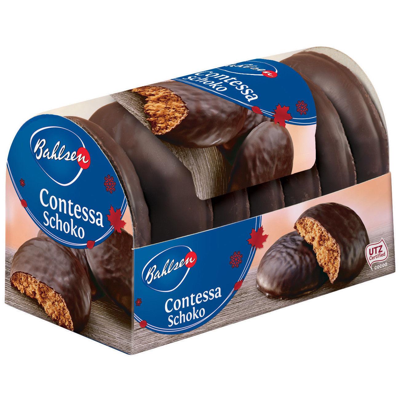 Bahlsen CONTESSA SCHOKO lebkuchen gingerbread cookies -200g-FREE SHIPPING-