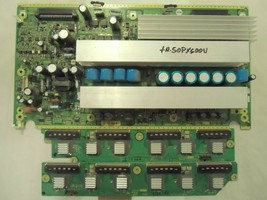 Panasonic TH-50PX60U Sc Board TNPA3827 & Buffer Board TNPA3832 & TNPA3831 - $39.59